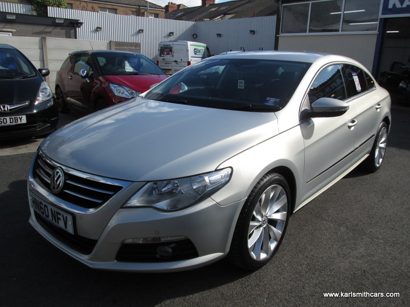 VOLKSWAGEN PASSAT 2.0 CC GT TDI BLUEMOTION TECHNOLOGY 4DR