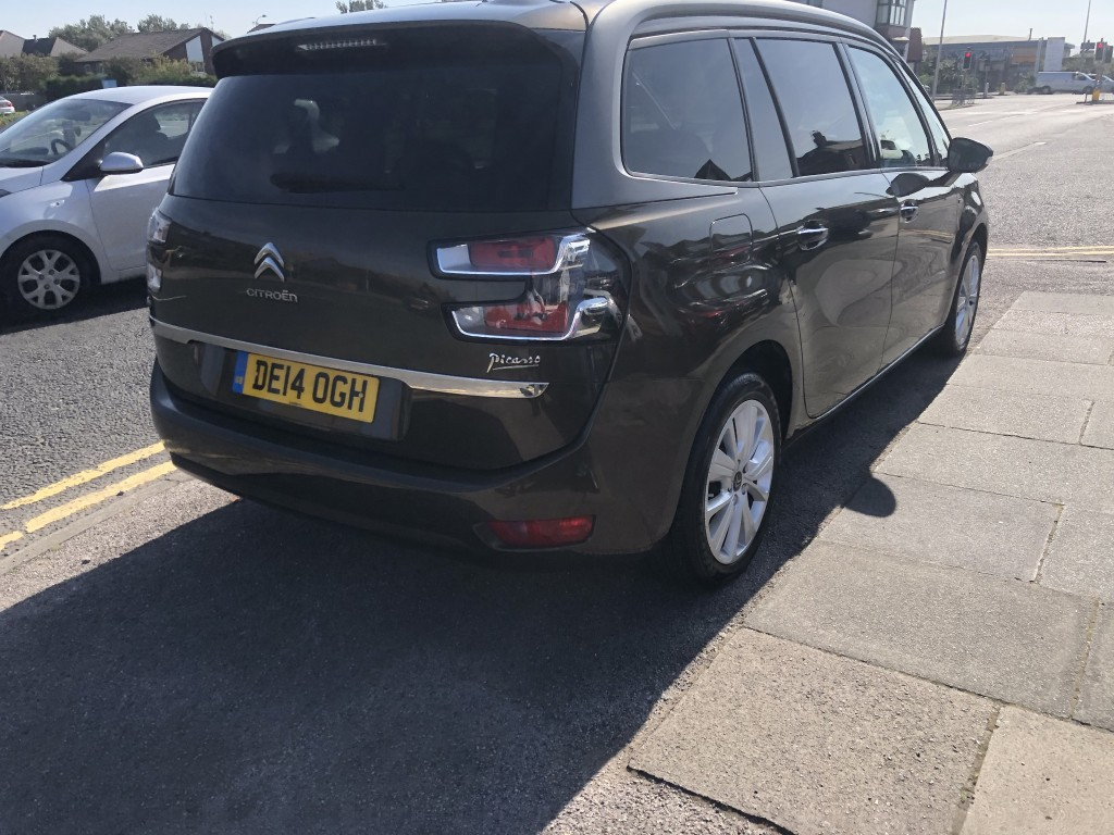 CITROEN C4 PICASSO 1.6 E-HDI AIRDREAM EXCLUSIVE PLUS 5DR