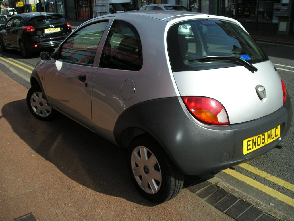 FORD KA 1.3 STUDIO CLOTH 3DR