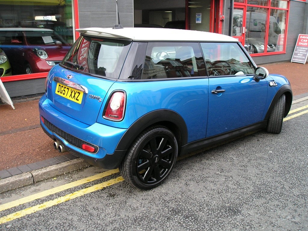 MINI HATCHBACK 1.6 COOPER S 3DR