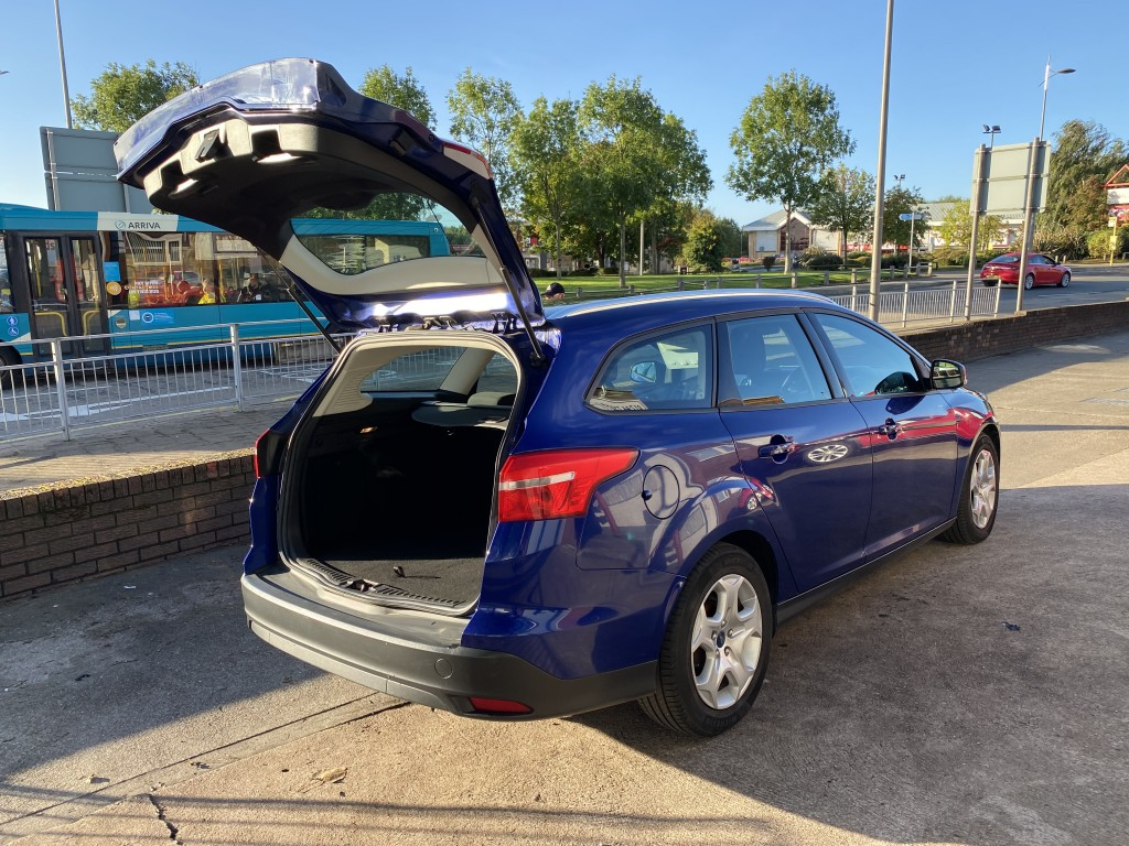 FORD FOCUS 1.5 STYLE TDCI 5DR