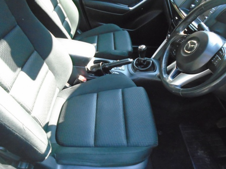 MAZDA CX-5     AWD 2.2 D SE-L NAV 5DR