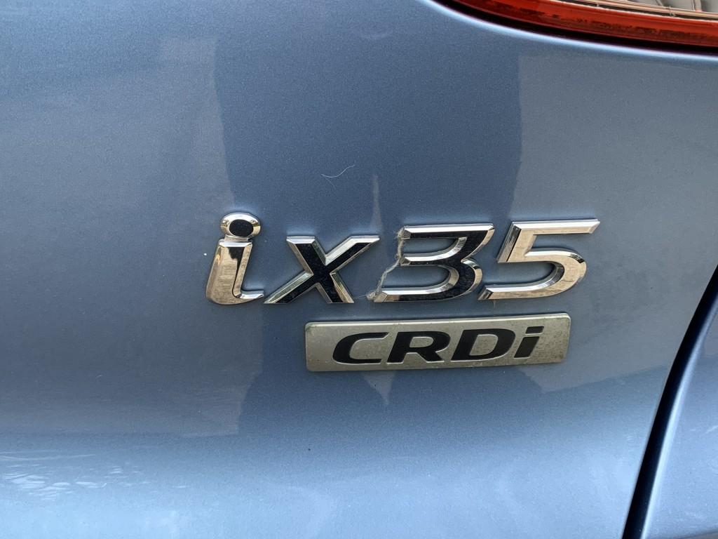 HYUNDAI IX35 1.7 PREMIUM CRDI 5DR