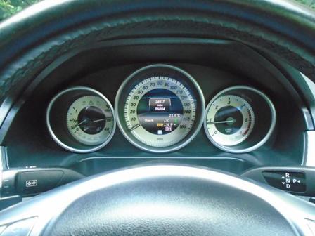 MERCEDES-BENZ E CLASS 2.1 E220 CDI AMG SPORT 4DR AUTOMATIC