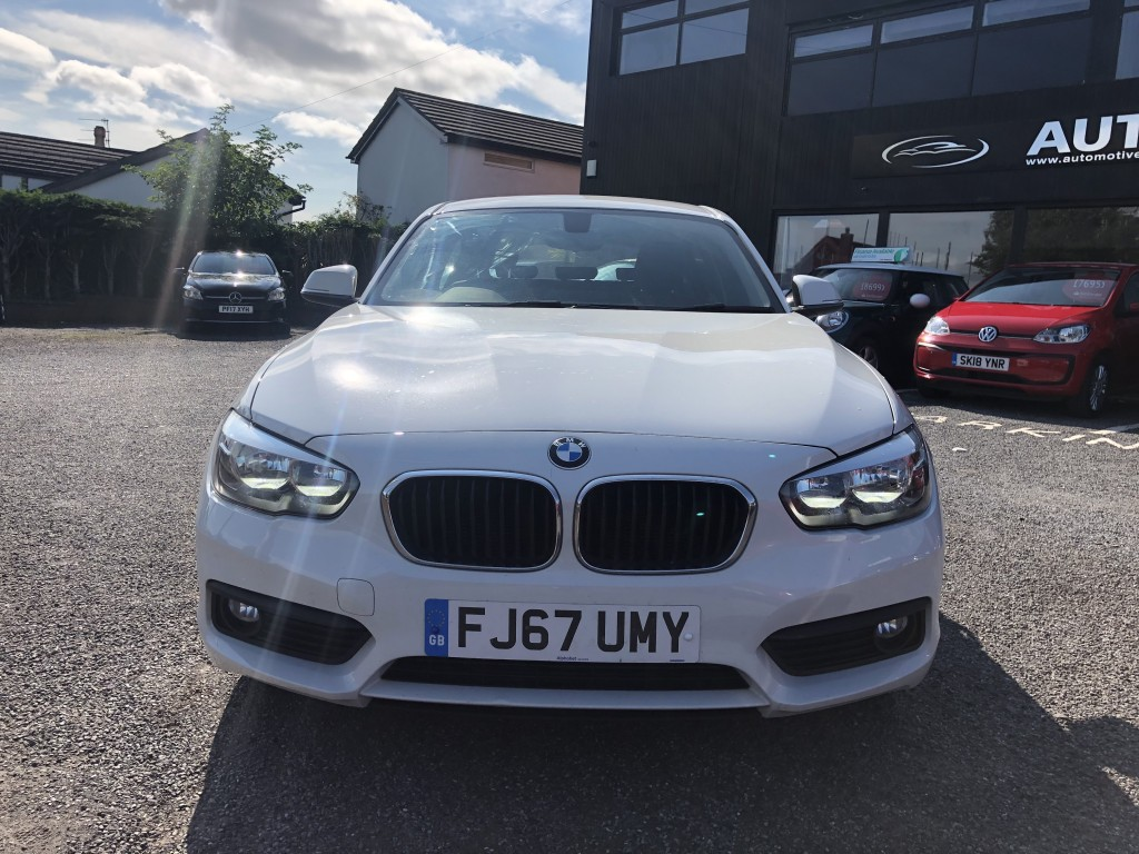 BMW 1 SERIES 1.5 116D SE 5DR