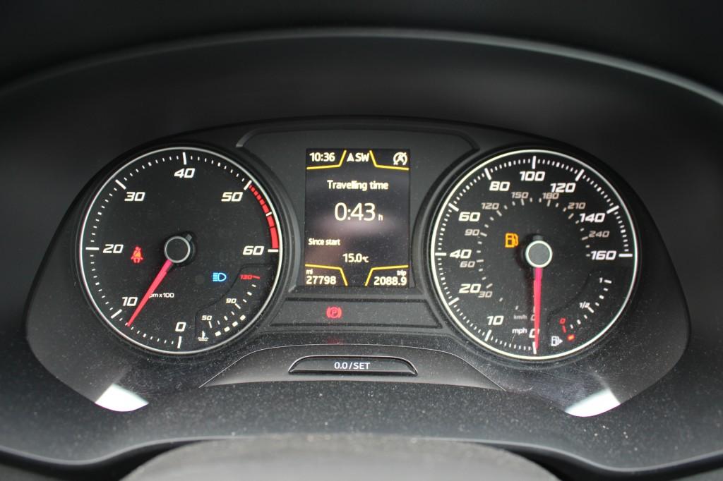SEAT LEON 2.0 TDI FR TECHNOLOGY DSG 5DR SEMI AUTOMATIC