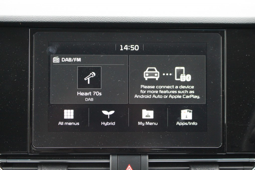 KIA NIRO 1.6 2 5DR SEMI AUTOMATIC