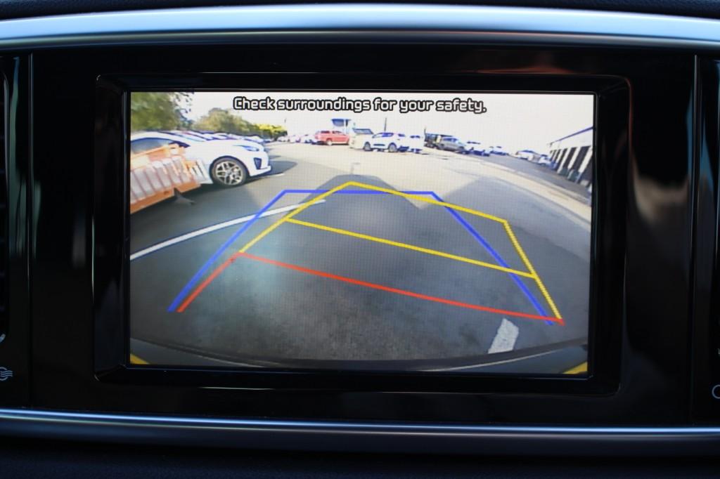KIA SPORTAGE 1.6 CRDI GT-LINE ISG 5DR SEMI AUTOMATIC