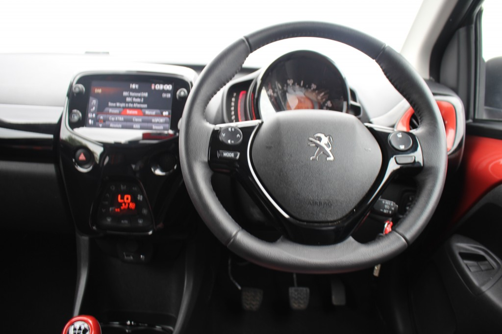 PEUGEOT 108 COLLECTION TOP 1.0 COLLECTION TOP 5DR