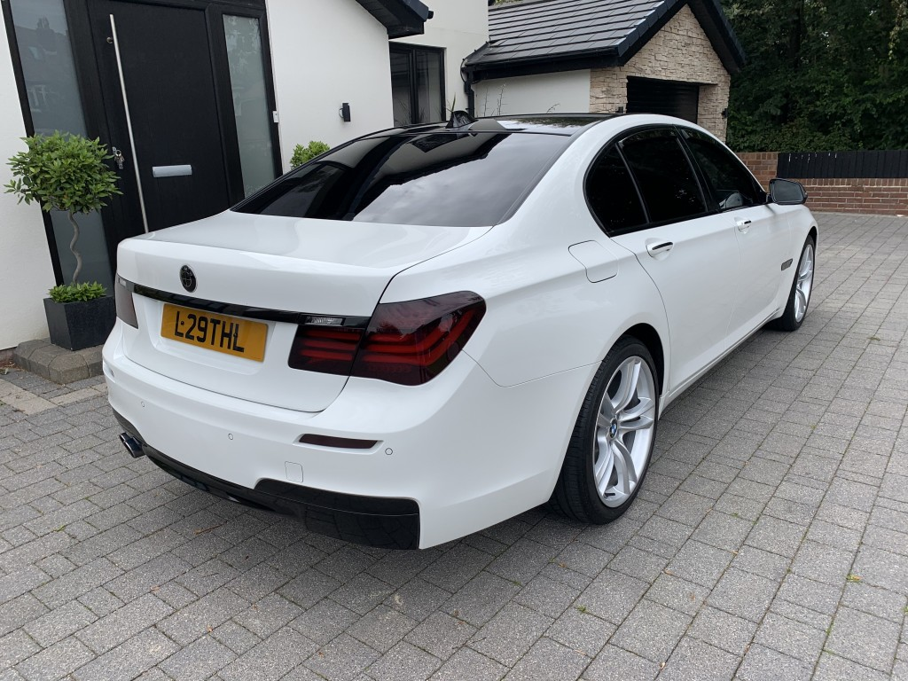 BMW 7 SERIES 3.0 730D M SPORT 4DR AUTOMATIC