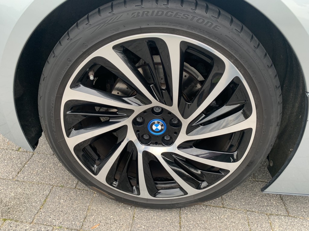 BMW I8 1.5 I8 2DR AUTOMATIC