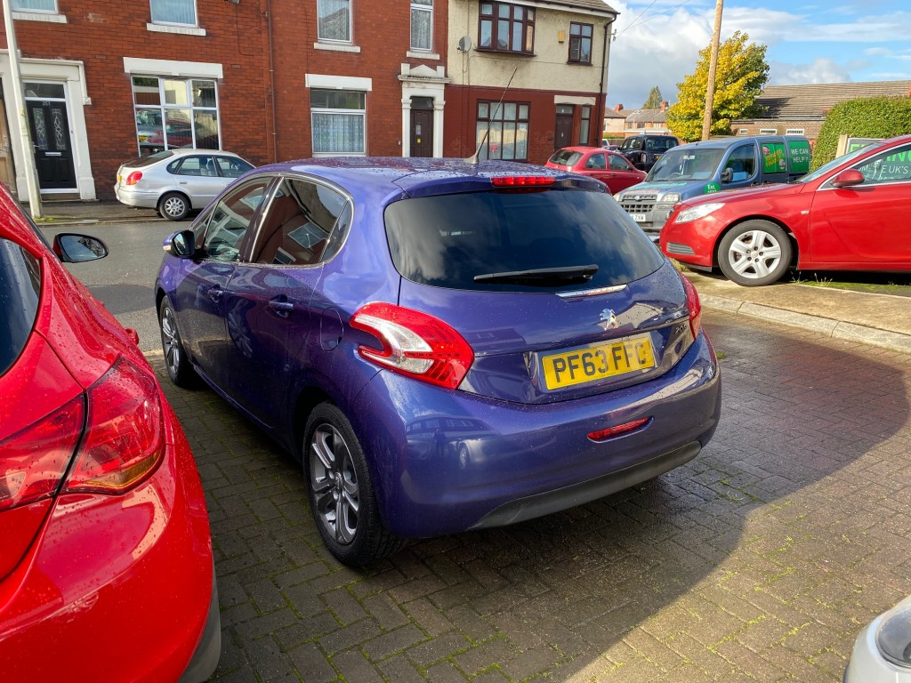 PEUGEOT 208 1.4 ALLURE HDI 5DR