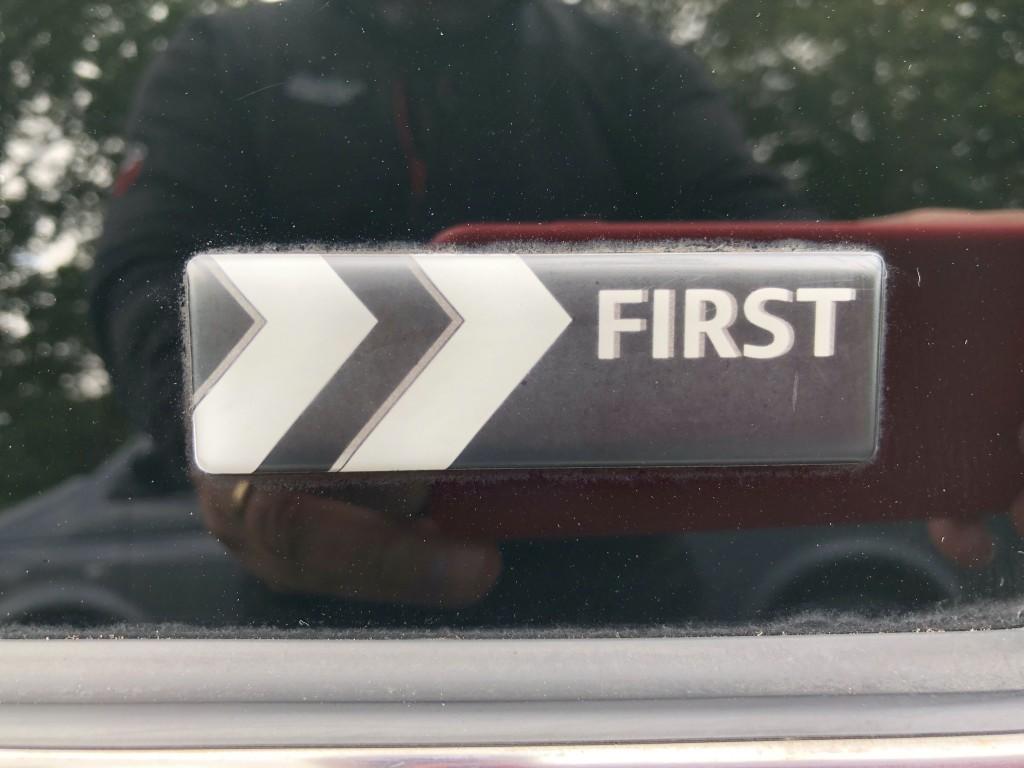 MINI HATCHBACK 1.6 FIRST 3DR