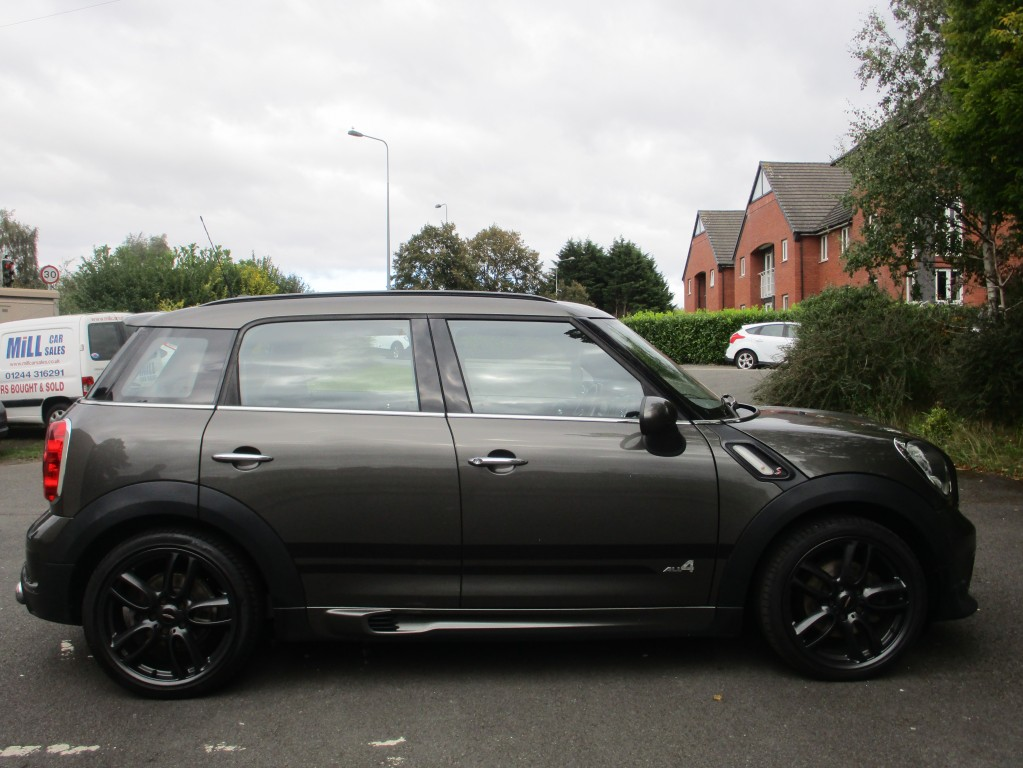 MINI MINI 1.6 COOPER S ALL4 5DR