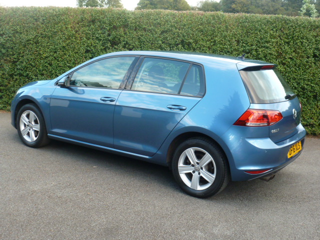 VOLKSWAGEN GOLF 1.4 MATCH EDITION TSI BMT 5DR