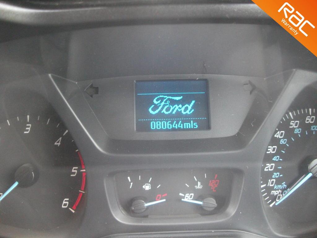 FORD TRANSIT 350 H/R P/V DIESEL PANEL VAN 2.2 350 H/R P/V