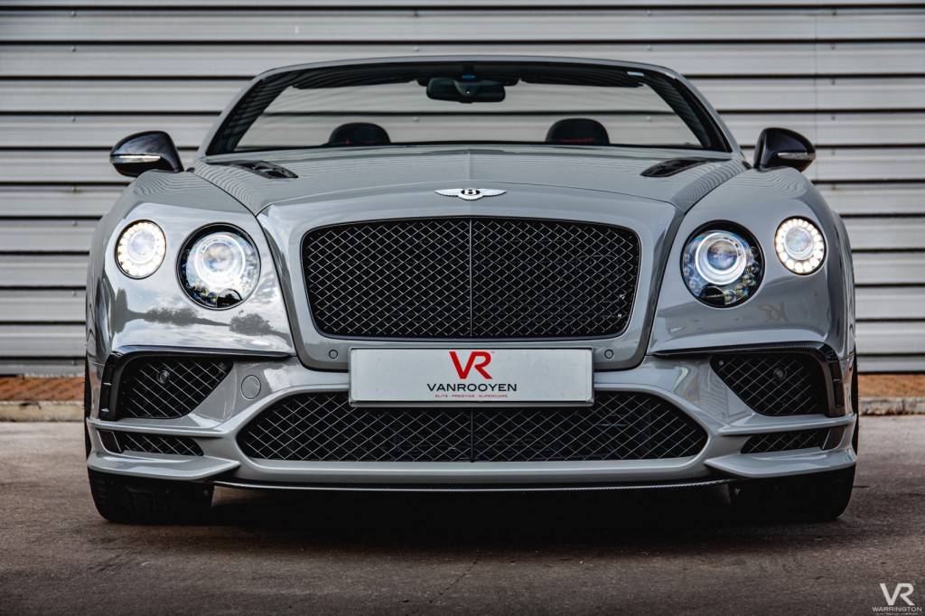 BENTLEY CONTINENTAL CONTINENTAL SUPERSPORTS 6.0 CONTINENTAL SUPERSPORTS 2DR AUTOMATIC