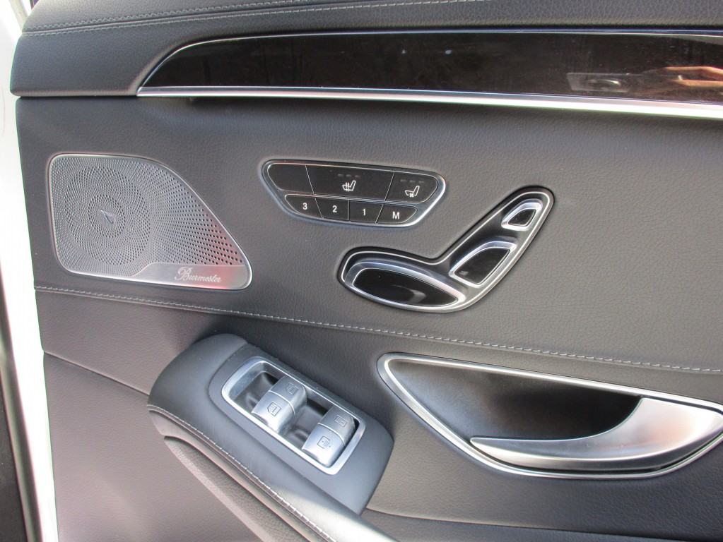 MERCEDES-BENZ S-CLASS S 500 L AMG LINE EXECUTIVE PREMIUM 3.0 S 500 L AMG LINE EXECUTIVE PREMIUM 4DR AUTOMATIC