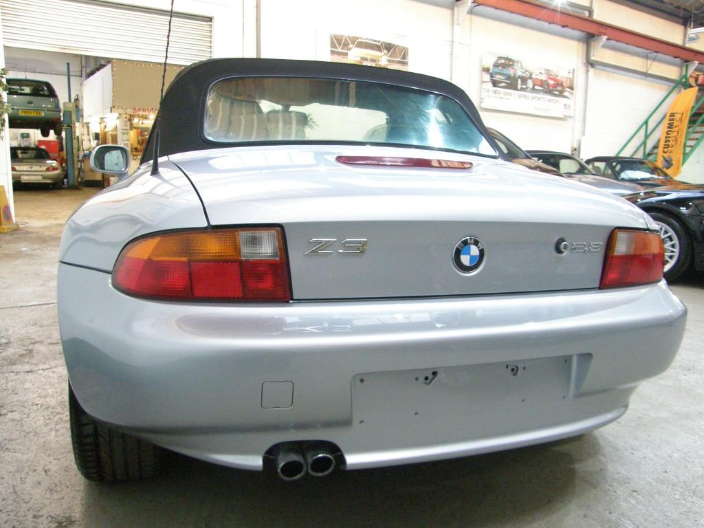 BMW Z SERIES Z3 ROADSTER 2.8 Z3 ROADSTER 2DR AUTOMATIC