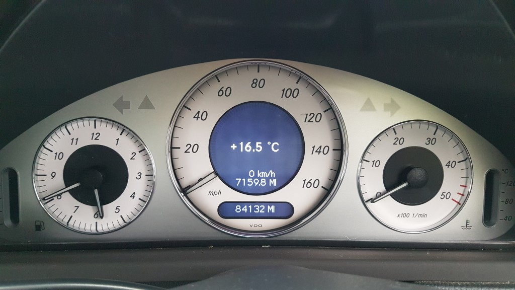 MERCEDES-BENZ CLK CLK220 CDI SPORT 2.1 CLK220 CDI SPORT 2DR AUTOMATIC