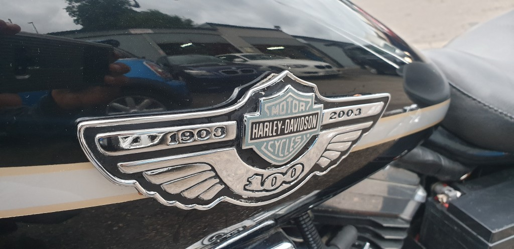 HARLEY-DAVIDSON 100th Year Anniversary Edition 100th Year Anniversary 2003