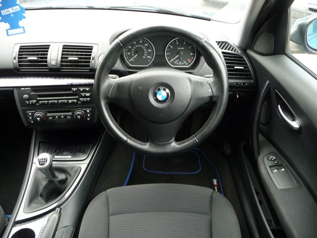BMW 1 SERIES 1.6 116I SPORT 5DR