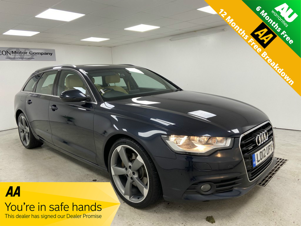 Used AUDI A6 3.0 AVANT TDI QUATTRO SE 5DR AUTOMATIC in West Yorkshire