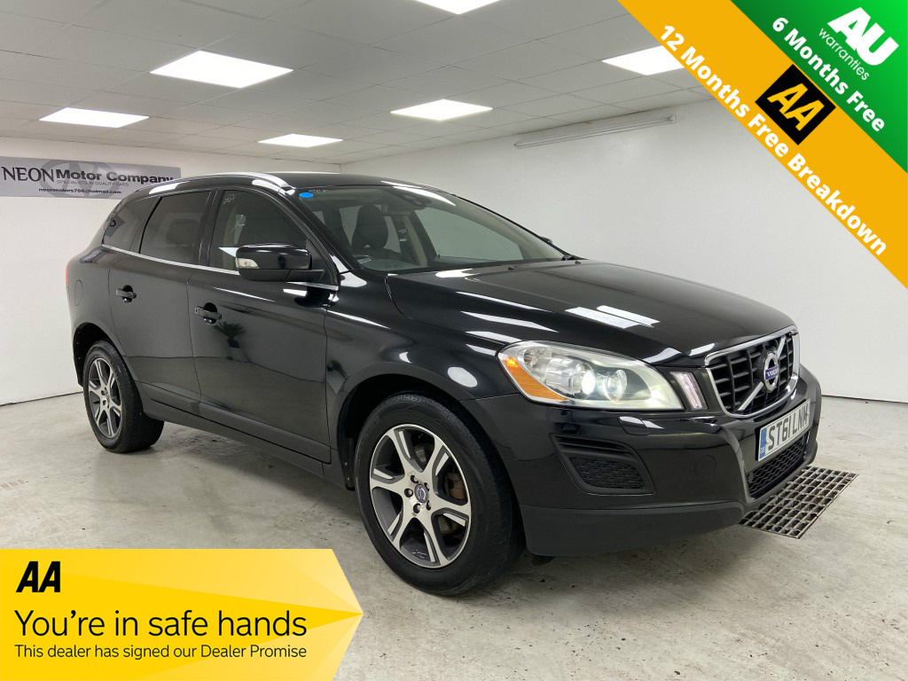 Used VOLVO XC60 2.4 D5 SE LUX AWD 5DR AUTOMATIC in West Yorkshire