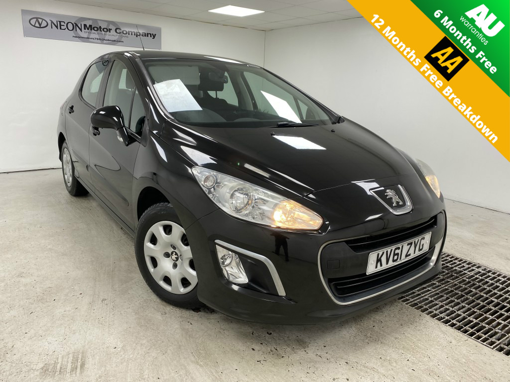 Used PEUGEOT 308 1.6 E-HDI ACCESS 5DR SEMI AUTOMATIC in West Yorkshire