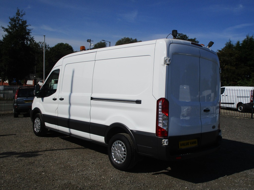 FORD TRANSIT L3 H2 LWB 350 - ONE OWNER - FSH