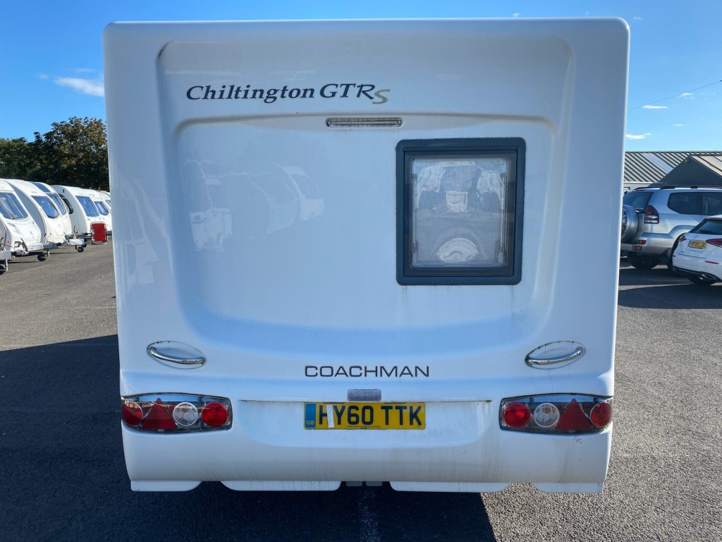COACHMAN Chiltington GTRS Sussex