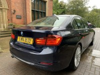 BMW 3 SERIES 2.0 320D LUXURY 4DR AUTOMATIC