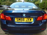 BMW 5 SERIES 2.0 520D SE 4DR AUTOMATIC