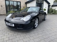 PORSCHE 911 3.6 TURBO 2DR