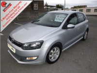 VOLKSWAGEN POLO 1.2 BLUEMOTION TDI 5DR