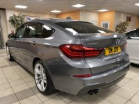 BMW 5 SERIES 2.0 520D M SPORT GRAN TURISMO 5DR AUTOMATIC