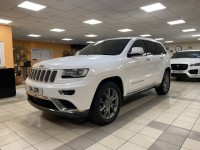 JEEP GRAND CHEROKEE 3.0 V6 CRD SUMMIT 5DR AUTOMATIC