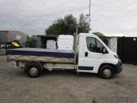 PEUGEOT BOXER 2.2 HDI 335 L2 - DROPSIDE - FSH - NO VAT