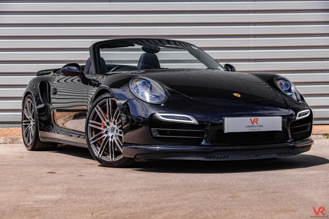 2015 (65) PORSCHE 911 3.8 TURBO PDK 2DR SEMI AUTOMATIC   <em>18,850 miles