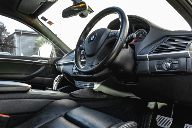 2013 (63) BMW X6 M 4.4 M 4DR AUTOMATIC | <em>91,330 miles