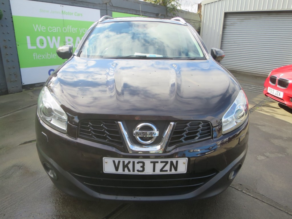 NISSAN QASHQAI+2 1.6 TEKNA IS PLUS 2 DCI 4WDS/S 5DR