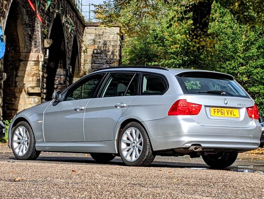 BMW 3 SERIES 2.0 320D SE TOURING 5DR AUTOMATIC