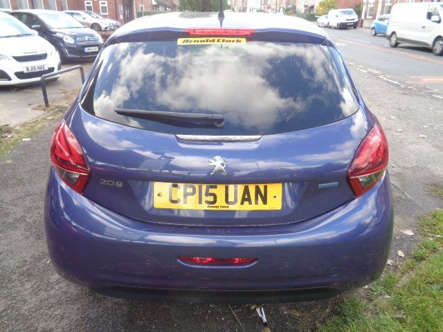 PEUGEOT 208 1.6 BLUE HDI S/S ALLURE 5DR