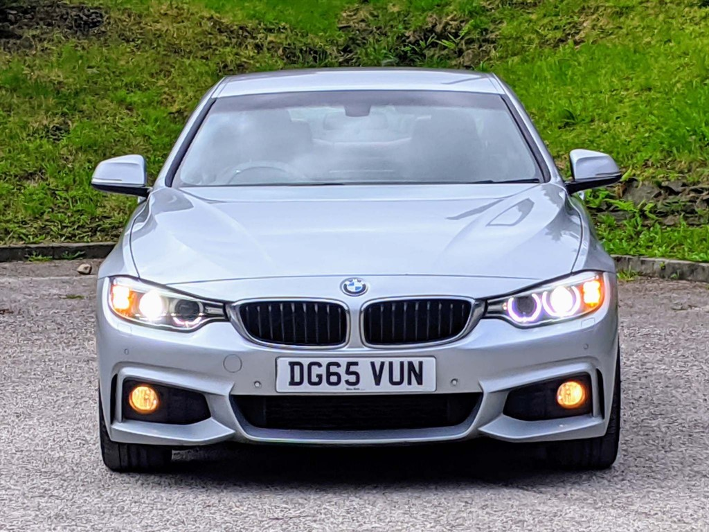 BMW 4 SERIES 3.0 430D M SPORT 2DR AUTOMATIC