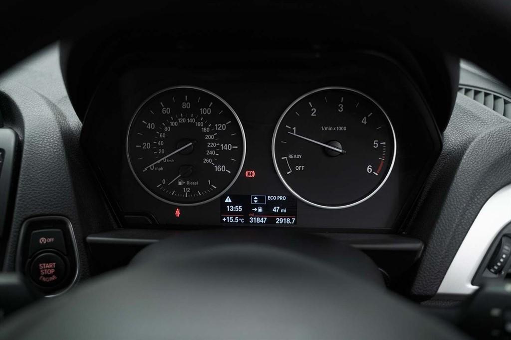 BMW 1 SERIES 1.6 116D EFFICIENTDYNAMICS 3DR