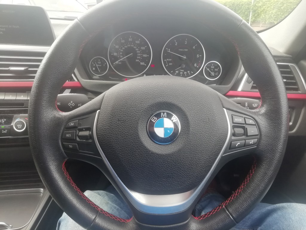 BMW 3 SERIES 2.0 316D SPORT 4DR