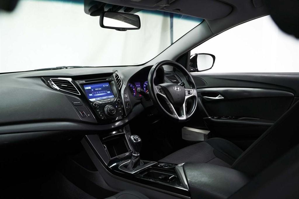 HYUNDAI I40 1.7 CRDI STYLE BLUE DRIVE 5DR