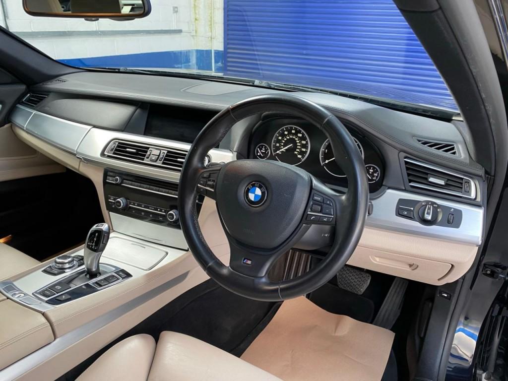 BMW 7 SERIES 730D M SPORT LUXURY EDITION 3.0 730D M SPORT LUXURY EDITION 4DR AUTOMATIC