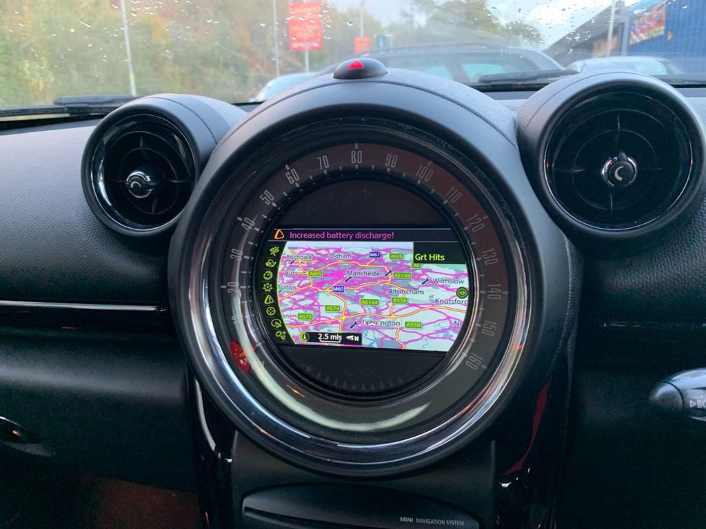MINI PACEMAN 1.6 COOPER D ALL4 3DR