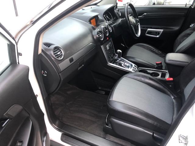 VAUXHALL ANTARA 2.2 EXCLUSIV CDTI 4WD 5DR AUTOMATIC